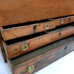 19tn century english toolbox by James Howarth - esprit brocante hermin