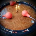 Billard Nicolas 3 joueurs - esprit brocante hermin