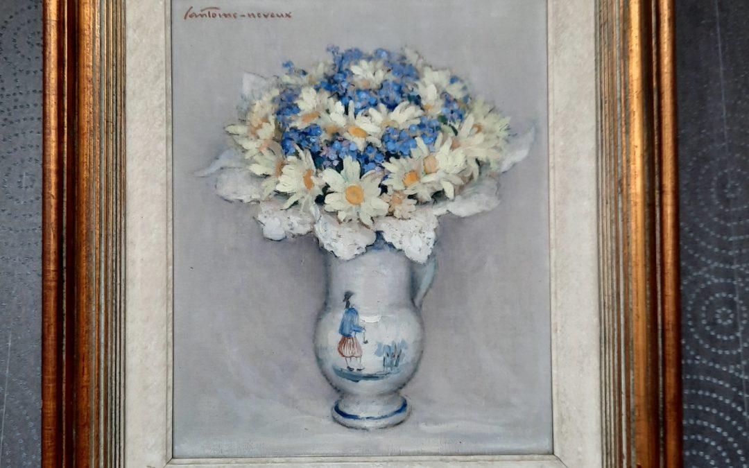 Huile sur Toile G. Lantoine-Neveux (1892-1978)