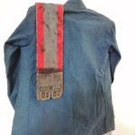 Uniforme sapeur pompier vers 1850 - esprit brocante hermin